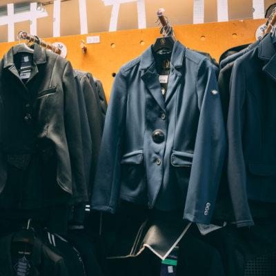 Vêtements de concours